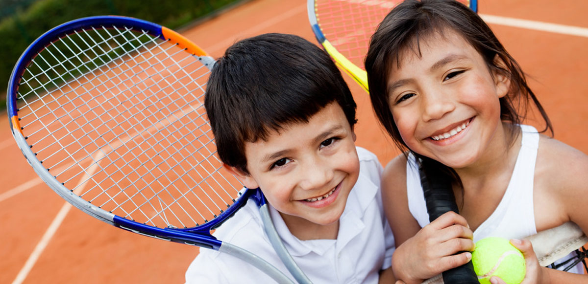 Kids Tennis Programs